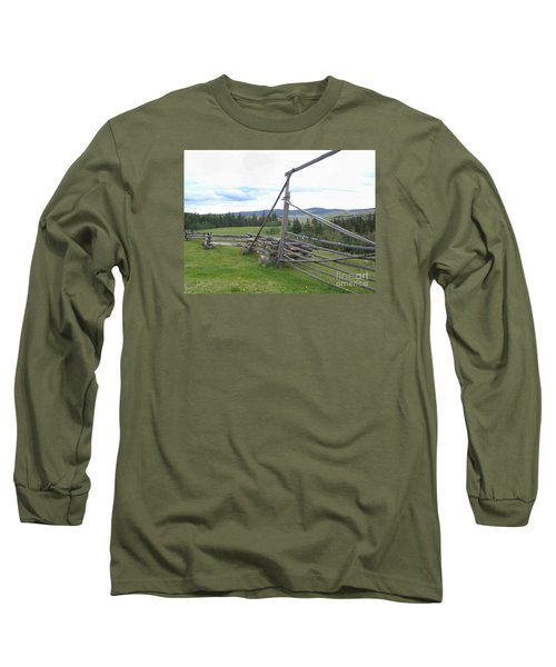 Chilcoltin Way Long Sleeve T-Shirt