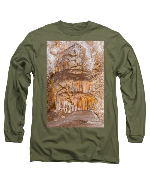 Chinesetheater Carlsbad Caverns National Park Long Sleeve T-Shirt
