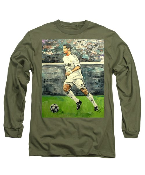 Christiano Ronaldo Long Sleeve T-Shirt