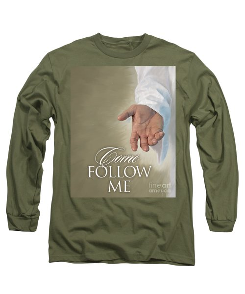 Christ's Hand Long Sleeve T-Shirt
