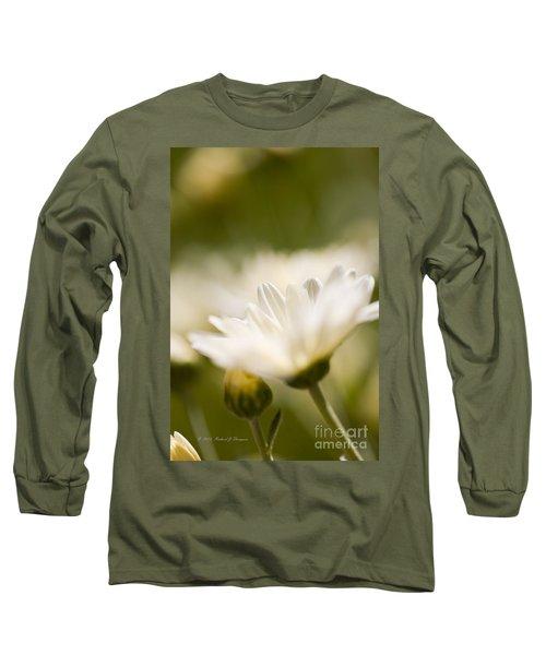 Chrysanthemum Flowers Long Sleeve T-Shirt