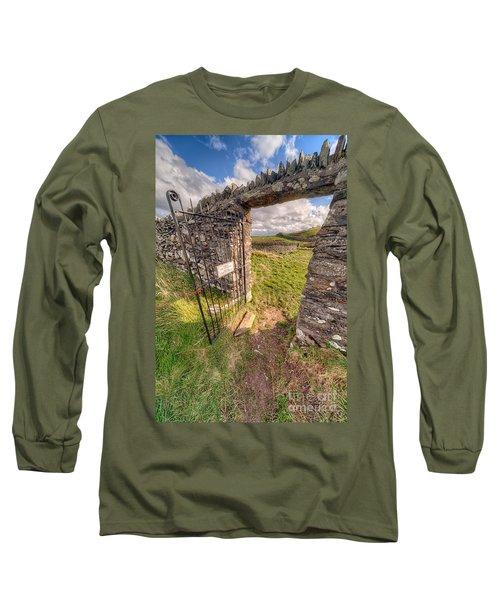 Church Gate Long Sleeve T-Shirt