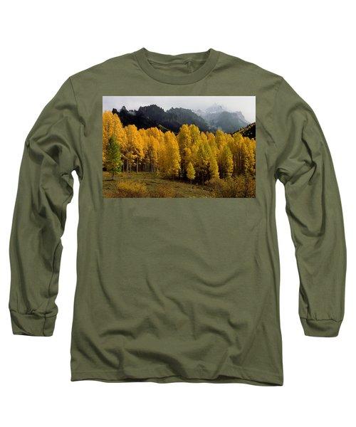 Cimarron Forks Long Sleeve T-Shirt by Eric Glaser