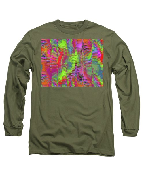 City Of Stairways Long Sleeve T-Shirt
