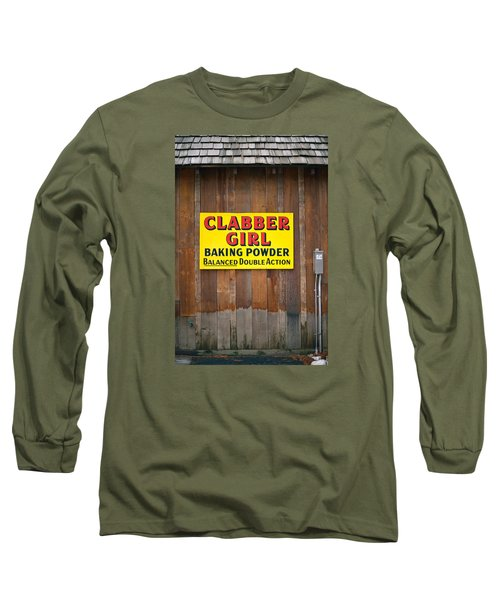 Clabber Girl Long Sleeve T-Shirt