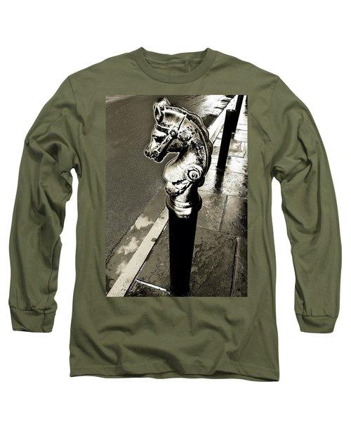 Classic Royal Long Sleeve T-Shirt