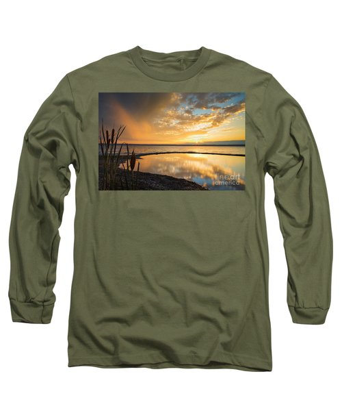 Clearing Rainstorm Long Sleeve T-Shirt