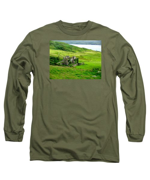 Clifden Castle Long Sleeve T-Shirt