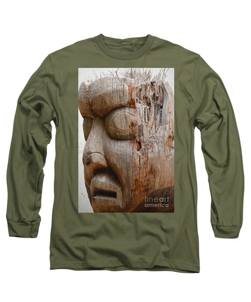 Climate Mind Changer Long Sleeve T-Shirt by Brian Boyle
