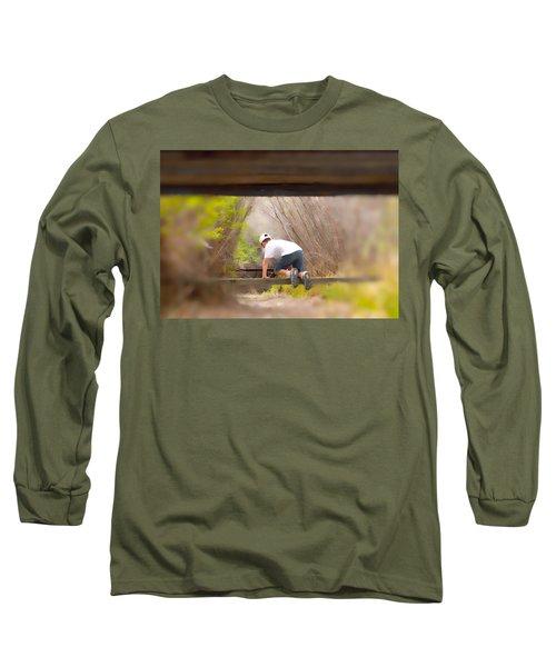 Climb On Over Long Sleeve T-Shirt