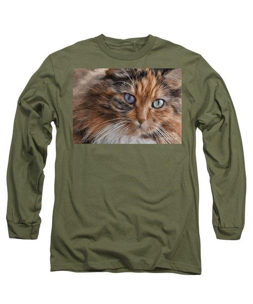 Cloe Kitty Long Sleeve T-Shirt