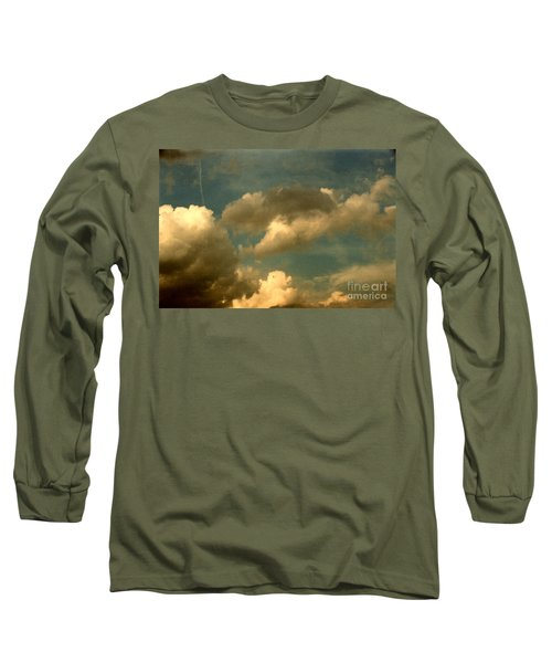 Clouds Of Yesterday Long Sleeve T-Shirt