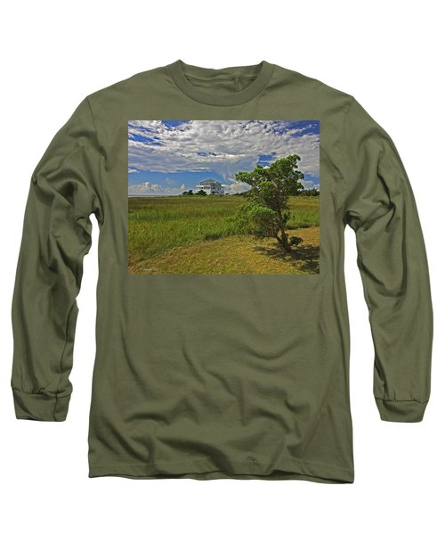 Clouds Over Hatteras Long Sleeve T-Shirt