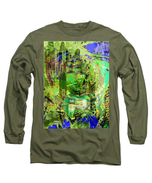 Cobwebs Of The Mind Long Sleeve T-Shirt