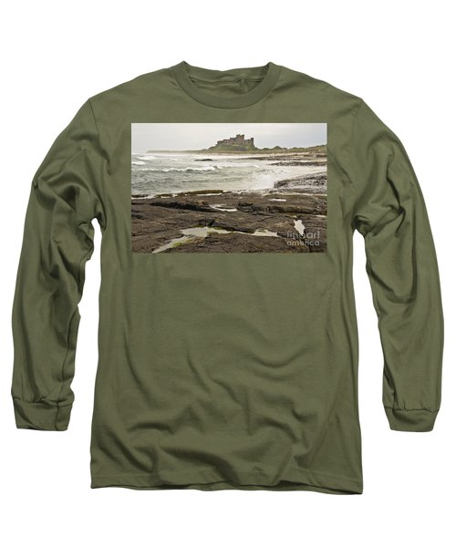 Cold Waves Of Northumberland Long Sleeve T-Shirt