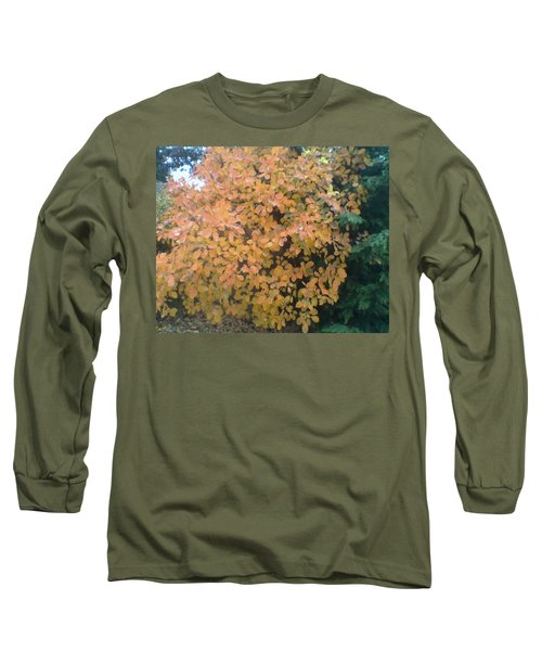 Color Surprise Long Sleeve T-Shirt by David Trotter