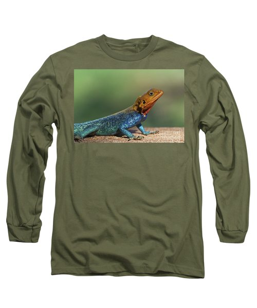 Colorful Awesomeness... Long Sleeve T-Shirt