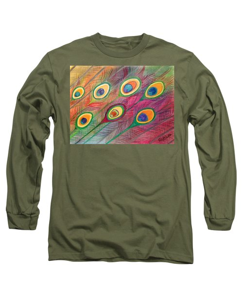 Colorful Delusions Long Sleeve T-Shirt