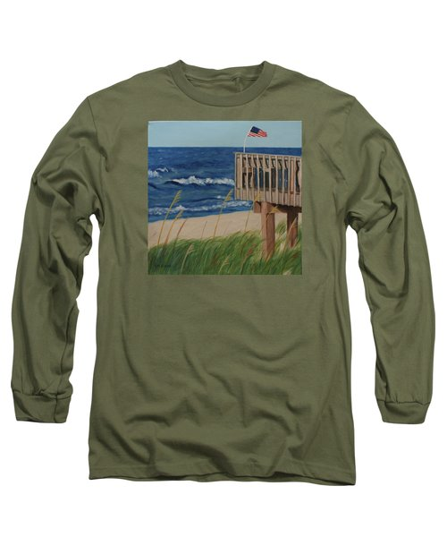Colors On The Breeze Long Sleeve T-Shirt