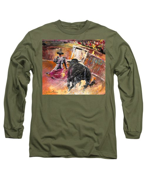 Come If You Dare 02 Long Sleeve T-Shirt