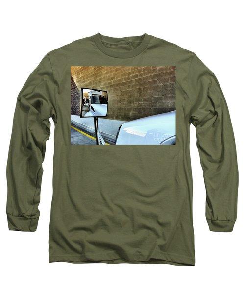 Commercial Truck Long Sleeve T-Shirt