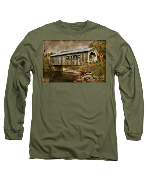 Comstock Bridge 2012 Long Sleeve T-Shirt