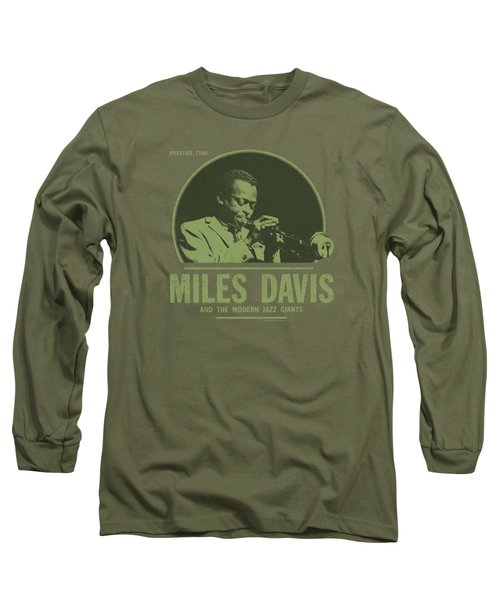 Concord Music - The Green Miles Long Sleeve T-Shirt