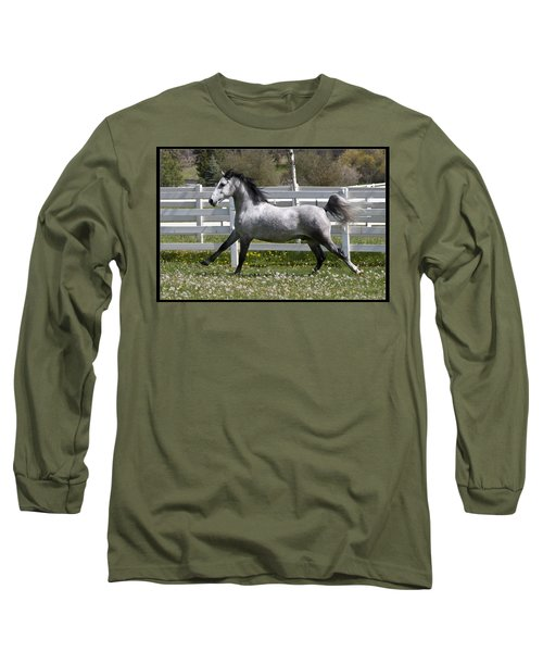 Long Sleeve T-Shirt featuring the photograph Conversano Catalina IIi D4000 by Wes and Dotty Weber