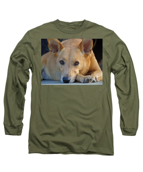 Cookie Chillin'  Long Sleeve T-Shirt