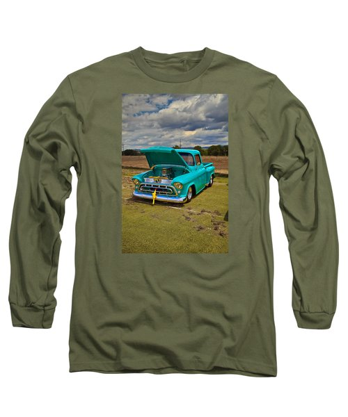 Cool Truck Long Sleeve T-Shirt