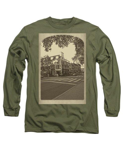 Corner Room Long Sleeve T-Shirt