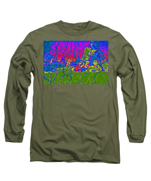 Cosmic Series 016 Long Sleeve T-Shirt