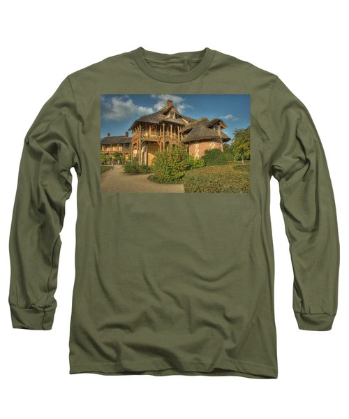 Cottage Versailles Long Sleeve T-Shirt