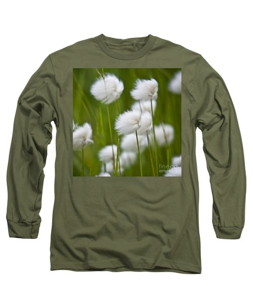 Cottonsedge Long Sleeve T-Shirt by Heiko Koehrer-Wagner