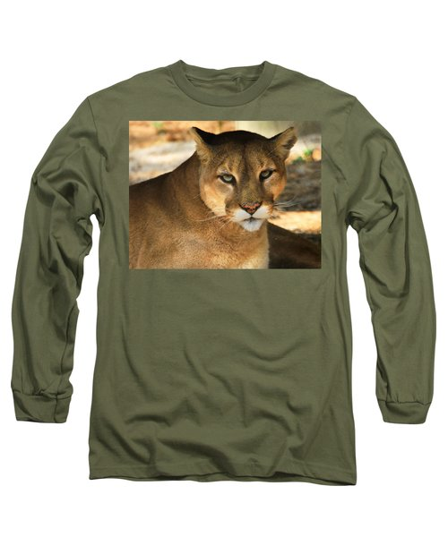 Cougar II Long Sleeve T-Shirt