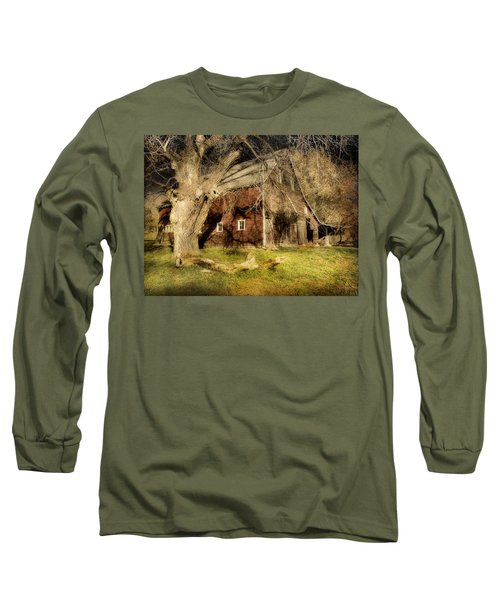 Country Afternoon Long Sleeve T-Shirt