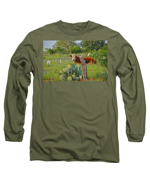 Country Friends Long Sleeve T-Shirt