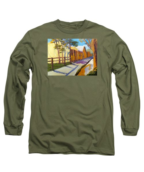 Country Village Long Sleeve T-Shirt