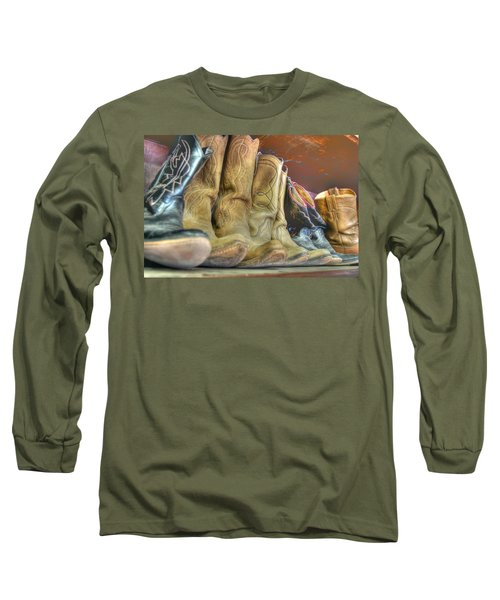Cowboy Soul Long Sleeve T-Shirt