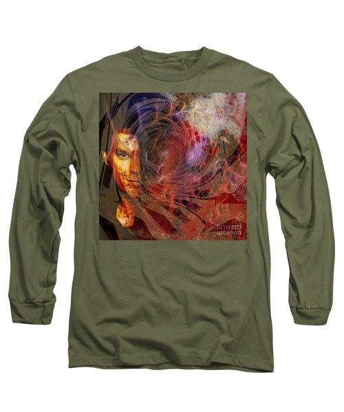 Crimson Requiem - Square Version Long Sleeve T-Shirt