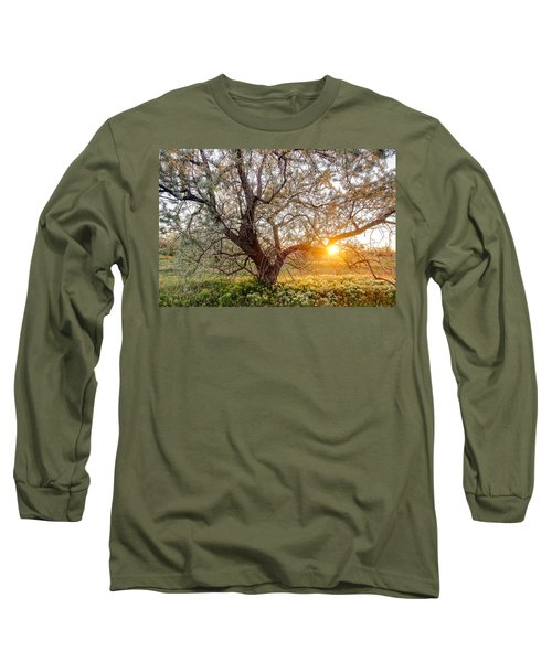 Crooked Long Sleeve T-Shirt
