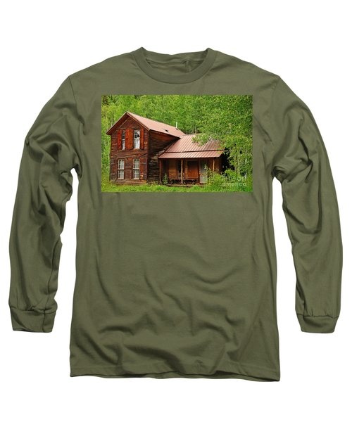 Crystal Cabin Long Sleeve T-Shirt