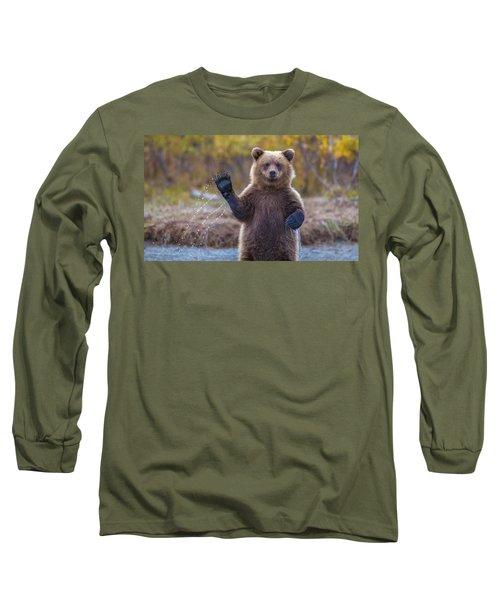 Cub Scouts Honor  Long Sleeve T-Shirt