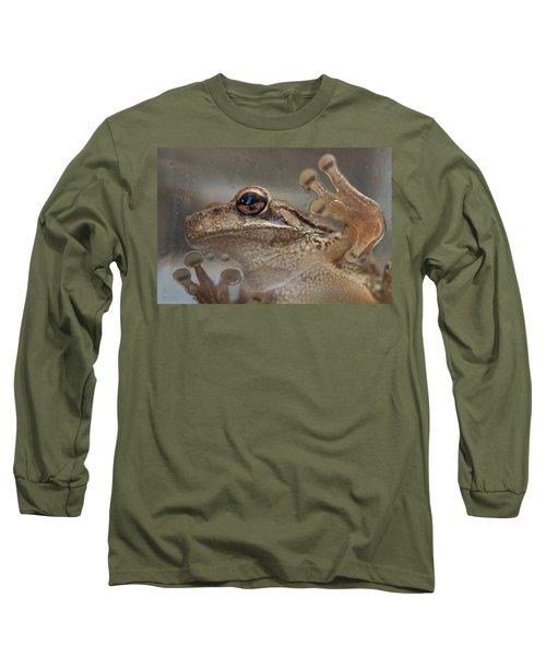 Cuban Treefrog Long Sleeve T-Shirt