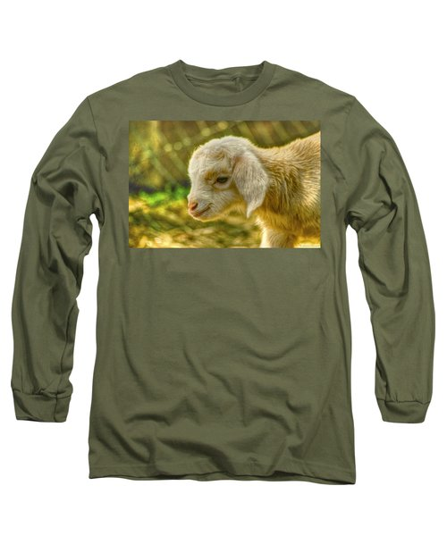 Cuddly Long Sleeve T-Shirt