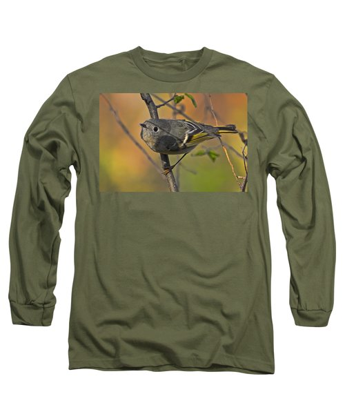 Long Sleeve T-Shirt featuring the photograph Curiosity by Gary Holmes