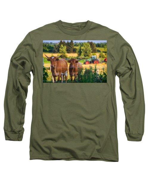 Curiousity Long Sleeve T-Shirt