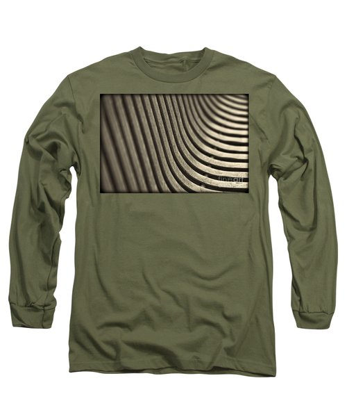 Long Sleeve T-Shirt featuring the photograph Curves I. by Clare Bambers