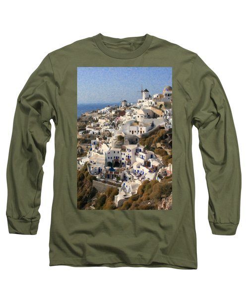 Cyclades Grk4309 Long Sleeve T-Shirt