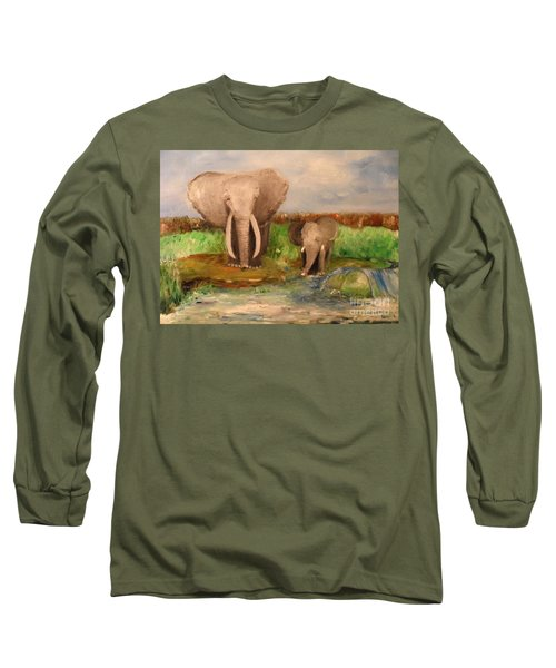 Daddy's Boy Long Sleeve T-Shirt